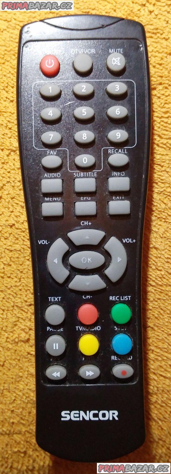 Dálkové ovladače - funkční a zachovalé!!!