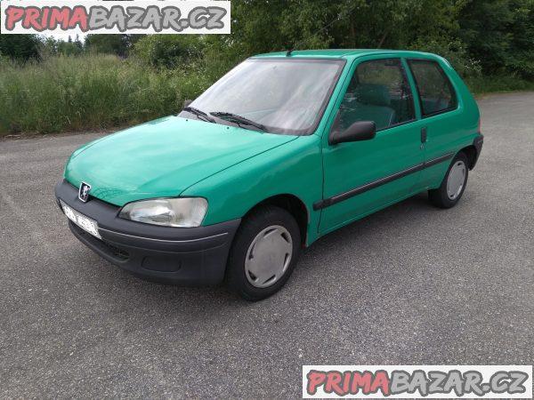Peugeot 106 1,1 44Kw