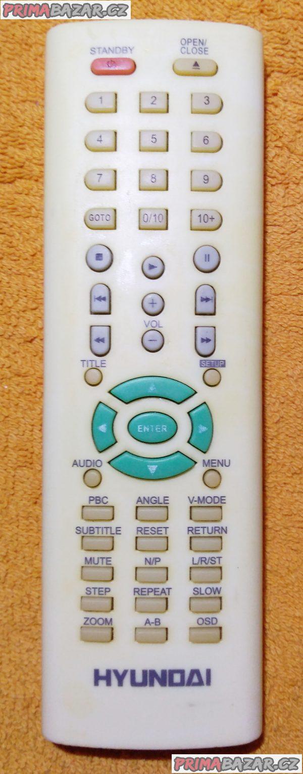 Dálkové ovladače - zachovalé a 100 % funkční!!!