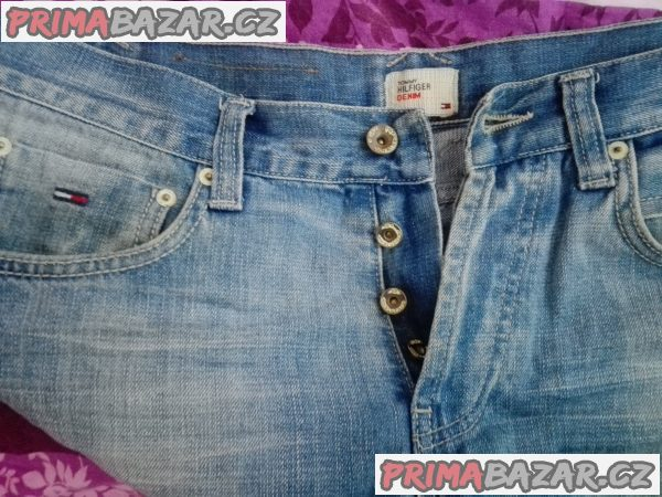 Tommy Hilfiger džíny