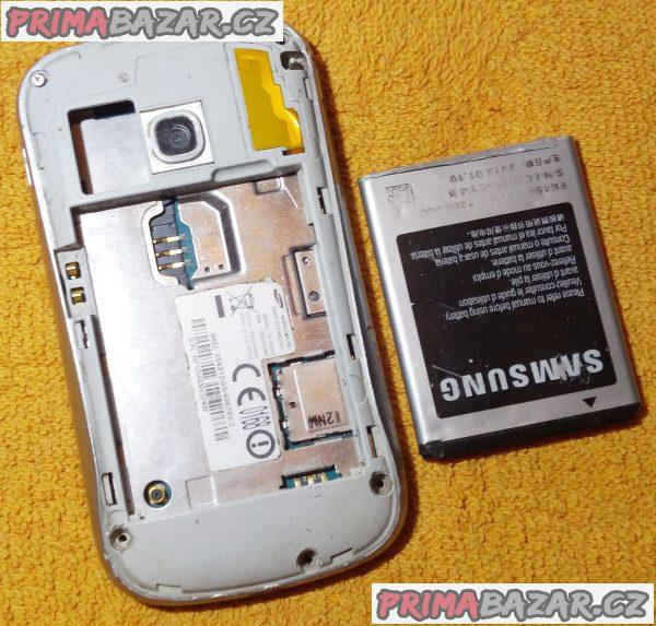 Samsung Galaxy Mini II S6500 - k opravě nebo na náhradní díly!!!