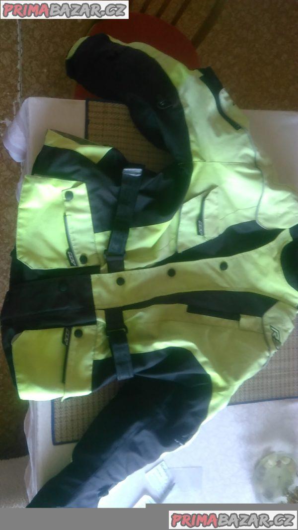 Prodám motocyklovou bundu a kalhoty KTM