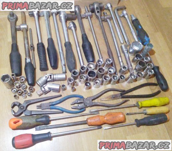 Sada 39 GOLA klíčů + 14 ráčen a pod. + 16 ostatních!!!