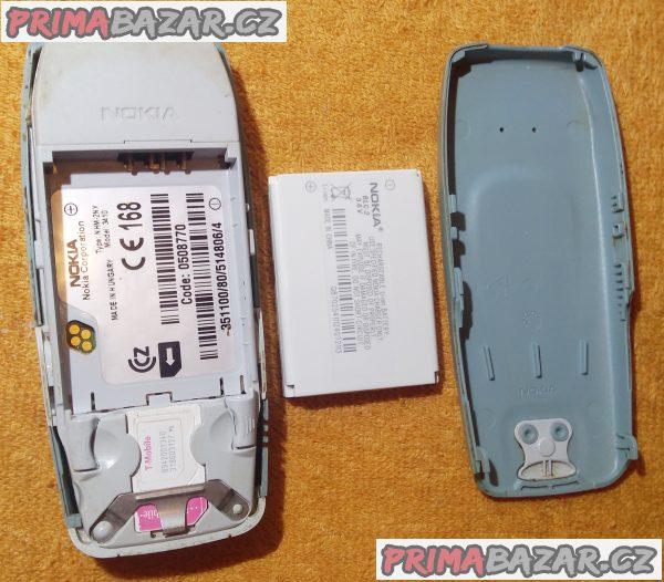 Nokia 3410 - se zcela novou baterií a nabíječkou!!!
