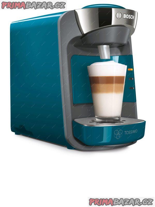 Kávovar Bosch Tassimo TA3205 modrý
