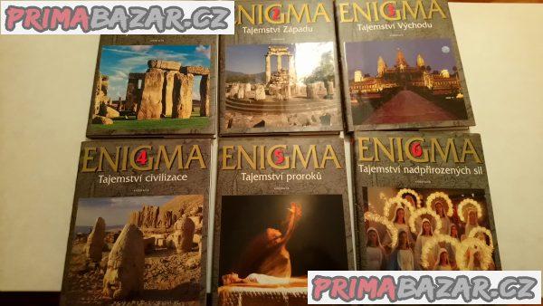 Enigma komplet série 6 ks