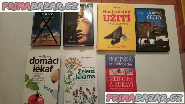 Směs knih