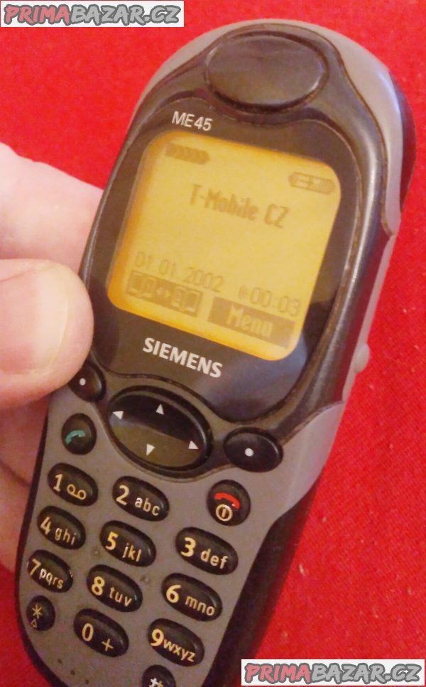 Siemens ME45 - jako nový - vč. nabíječky!!!