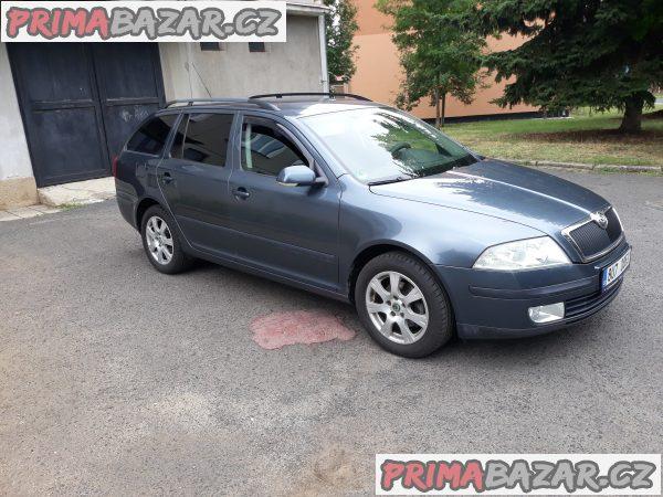 Škoda Octavia combi 1.6 FSI 85kw, Louny, sbazar, avízo, bazoš