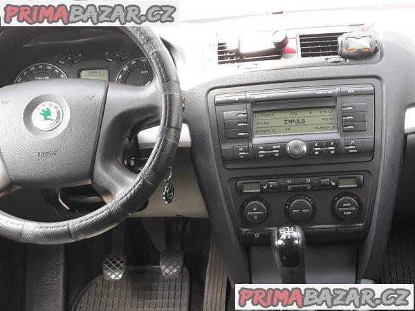 Škoda Octavia combi 1.6 FSI 85kw