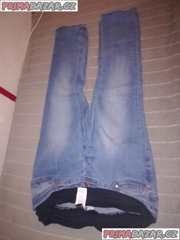 Těhotenske kalhoty V/42