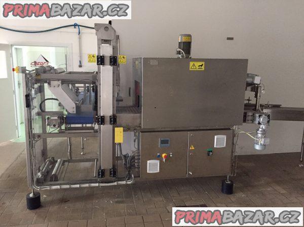 Automatická plnící linka nápoje 3000 ks / h