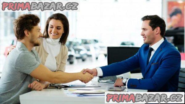 Rychlá nabídka půjčky
