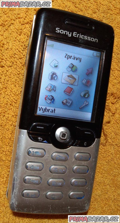 Sony Ericsson T610 + originál nabíječka!!!