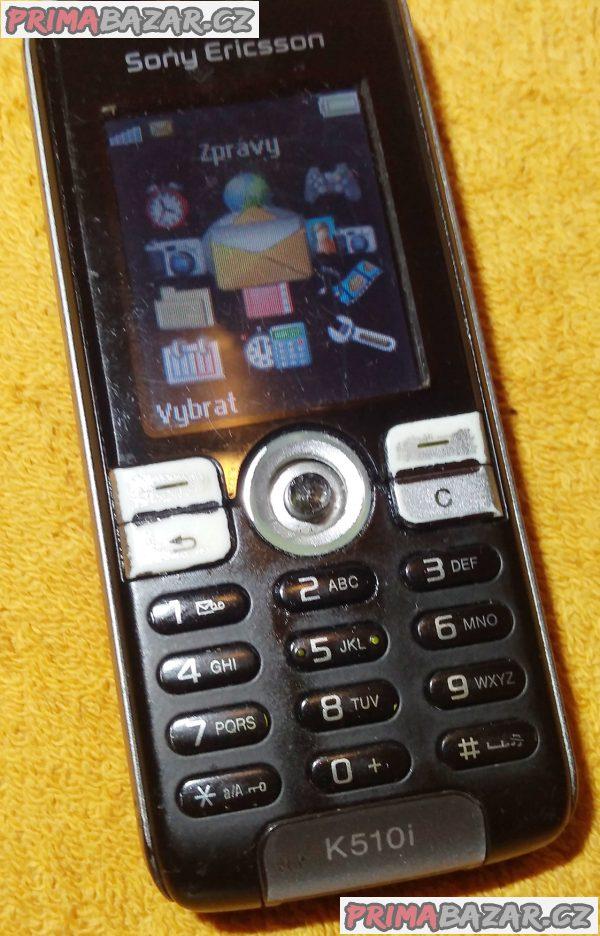 Sony Ericsson K510i - má 2 nedostatky!!!