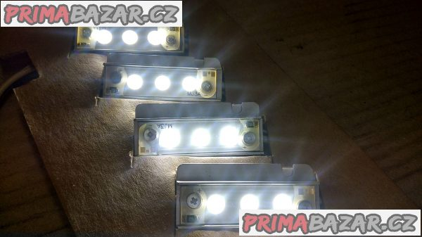LED moduly CooChip - různé