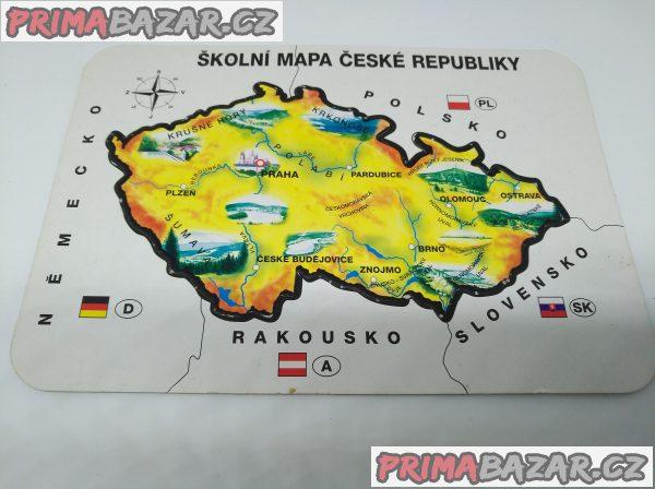 Česká republika šablona