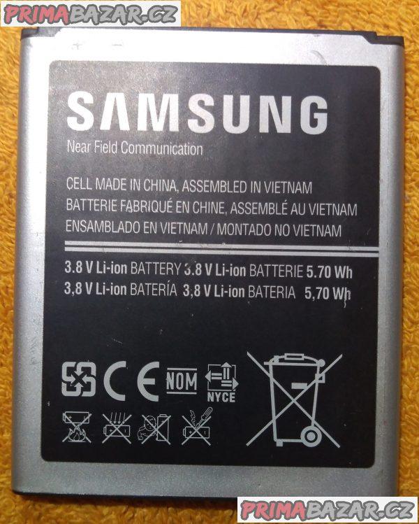 Baterie do mobilů - levně!!!