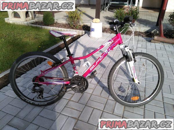 Dětské holčičí kolo