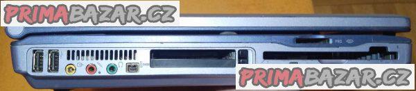 Notebook Sony Vaio PCG-FRV26 - k opravě nebo na náhradní díly!!!
