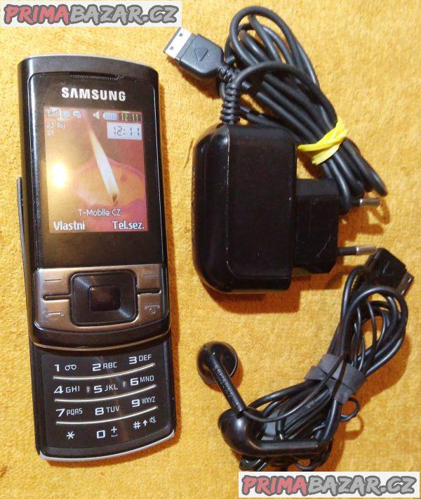 Vysouvací Samsung C3050 - velice hezký + 2 DÁRKY!!!