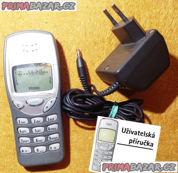 Nokia 3210 - funkční s 2 nedostatky!!!