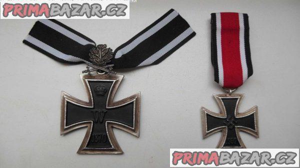 Rytířský kříž železného kříže 1 válka