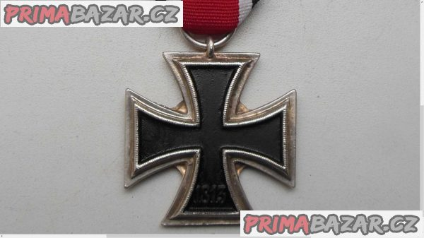 Válečný kříž SS, smalt