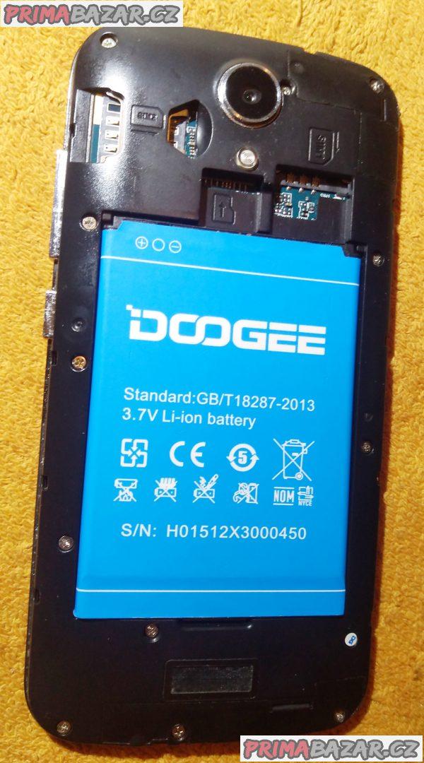 Doogee X3 - na 2 SIM - zničehonic přestal fungovat!!!