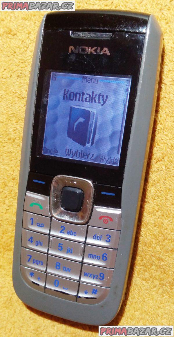 Nokia 2610 - vč. nabíječky!!!