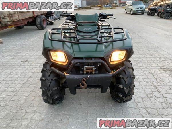 Kawasaki 650 KVF 4x4