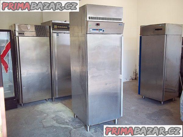 PROFI chladnice GRAM nerez - i na přepravky