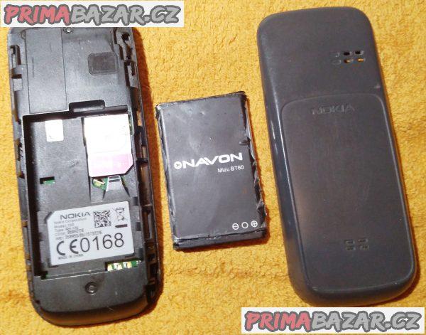 Nokia 100 soriginální nabíječkou!!!