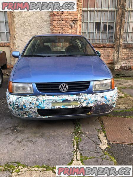 VW Polo 6n1 1.9D