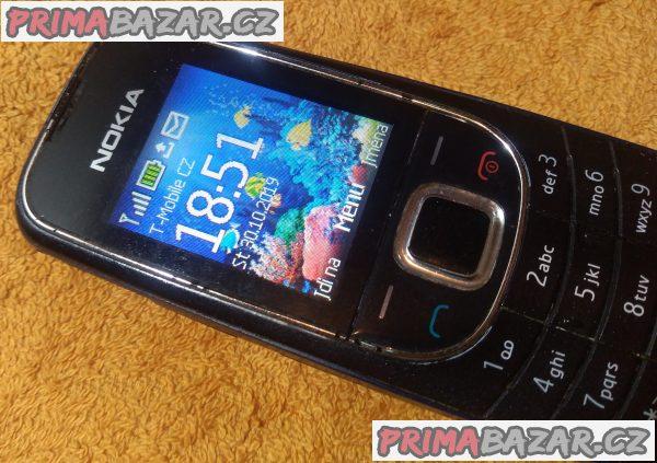 Nokia 2323c-2 soriginální nabíječkou!!!