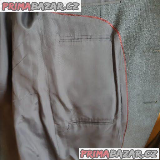 Pánský oblek 48