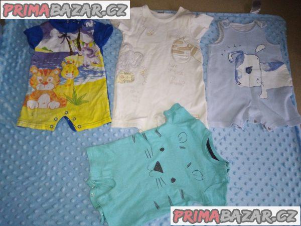 Oblečení kluk 56-80