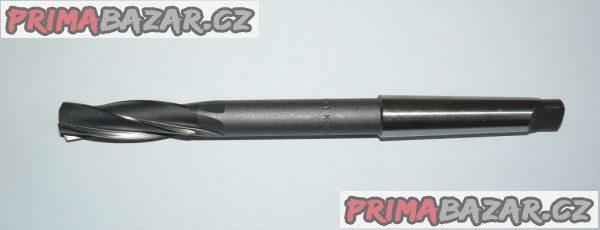 Výhrubník s kuželovou stopkou HSS 16,75 mm,  ČSN 221411