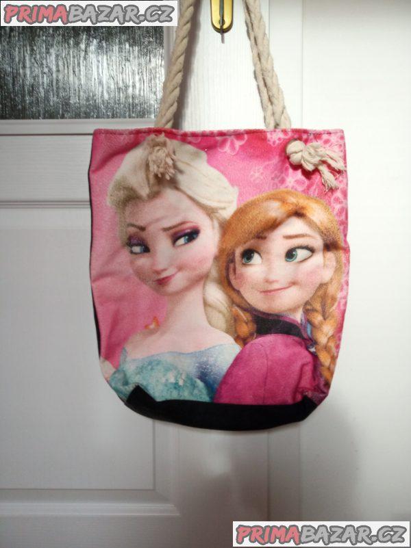 Frozen taska Elsa+Anna