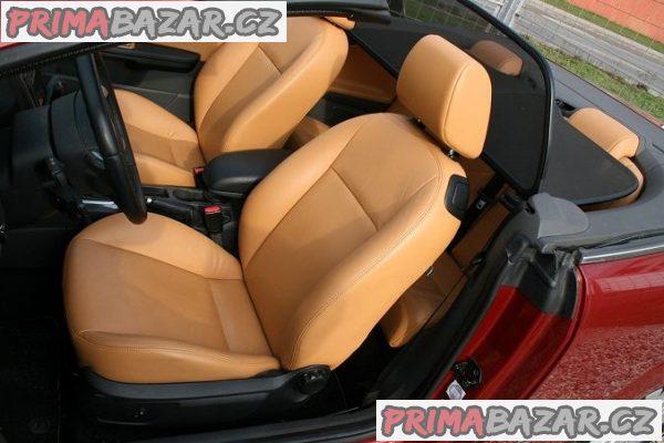 Ford Focus 2,0 Tdci kabrio plná výbava