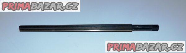 Výstružník ruční kuželový 1:50 HSS, 5 mm, ČSN 221469
