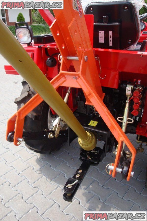 Půdní vrták CR12 za traktor