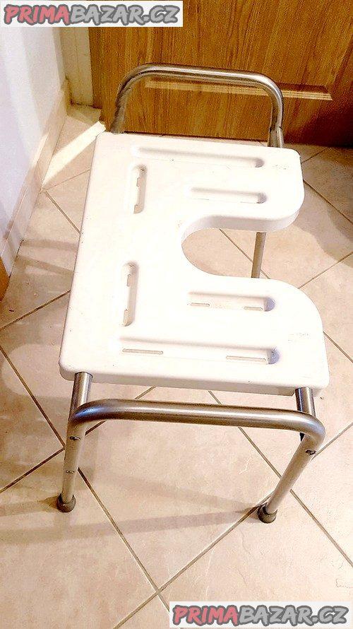 Koupelnová  stolička