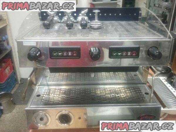 Kávovar dvoupákový Sanremo