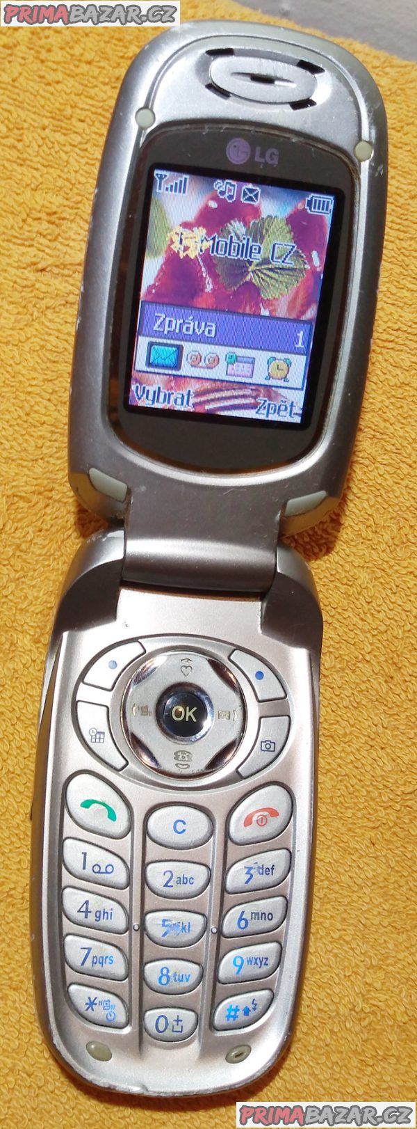 Nokia N70-1 +Nokia C2-05 +LG C3310 -100% funkční!!!