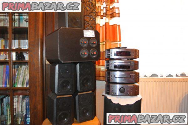 Prodám domácí kino - věž - Dolby Pro Logic , viz foto