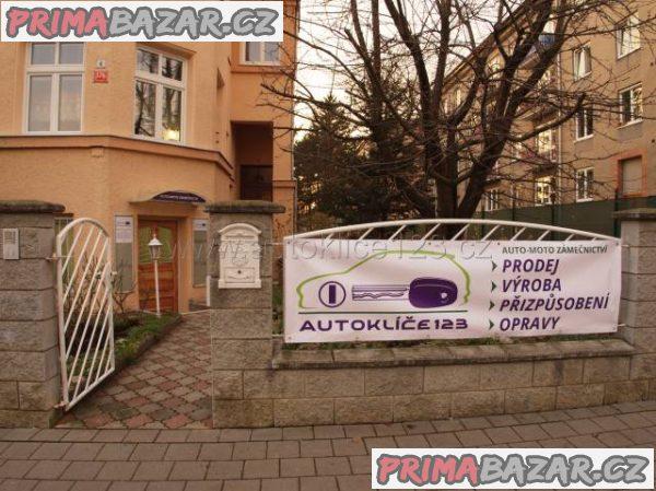 Autoklíče Olomouc