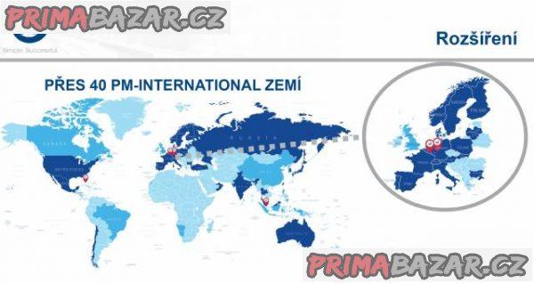 Práce pro německou společnost PM International AG