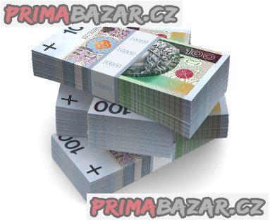 Půjčky do 24 hodin pro celou Českou republiku