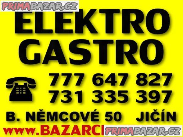 ELEKTROSPOTŘEBIČE a GASTRO VYBAVENÍ: www.bazarcentrum.cz